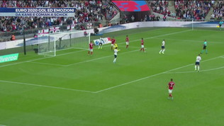 Euro 2020: guarda tutti i gol del sabato