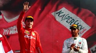 """F1 Italia, Hamilton e il contatto con Leclerc: """"I commissari si sono svegliati dalla parte sbagliata del letto"""""""