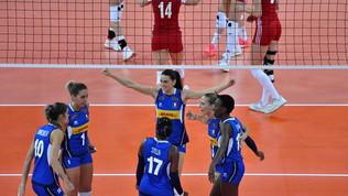 Volley, Europei femminili: l'Italia batte la Polonia e si prende la medaglia di bronzo