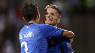Qualificazioni Euro 2020, l'Italia passa in Finlandia e fa sei su sei