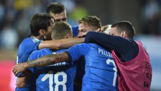 L'Italia di Mancini è inarrestabile: numeri record
