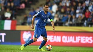 """Nazionale, Bonucci risponde a Karapetyan: """"Volevo solo proteggermi"""""""
