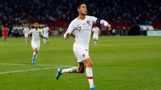 Qualificazioni Euro 2020, Lituania-Portogallo su Canale 20 e Sportmediaset.it