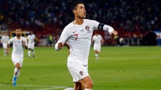Portogallo, CR7a caccia del record di gol nelle qualificazioni europee