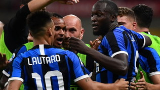 """Lautaro non dimentica Icardi ma esalta Lukaku: """"Ha caratteristiche incredibili"""""""