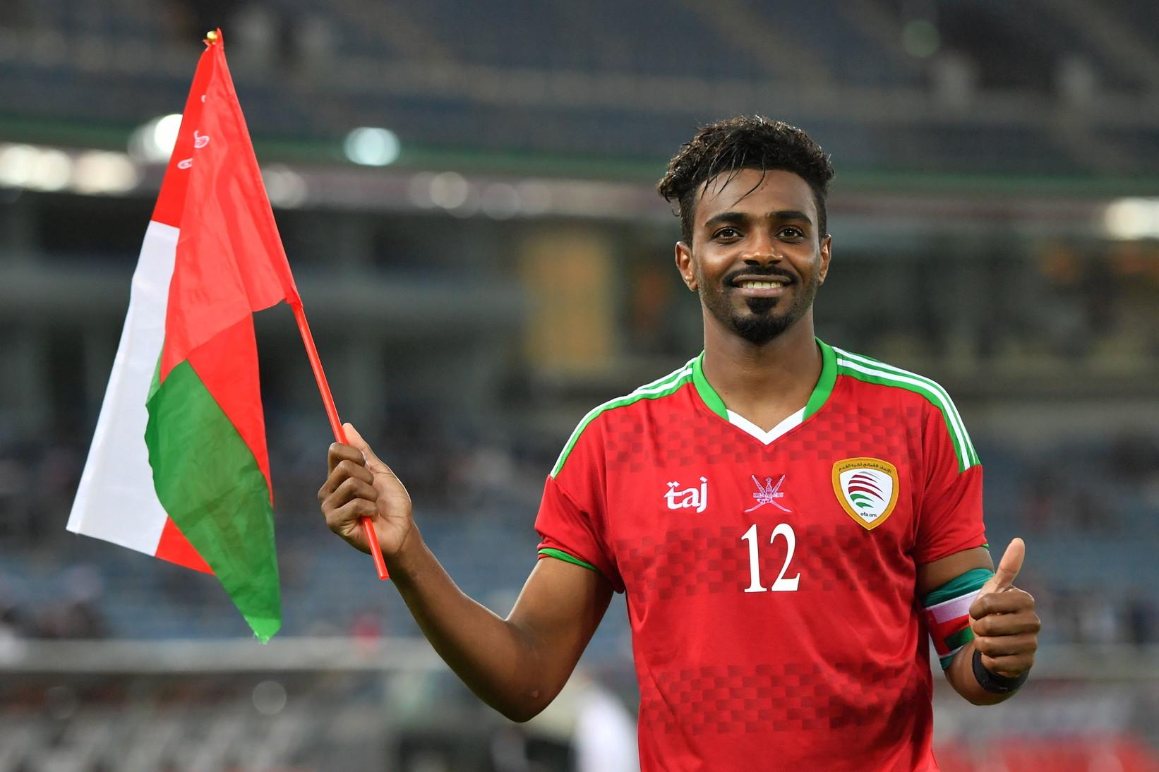AHMED MUBARAK - 169 presenze con la nazionale omanita