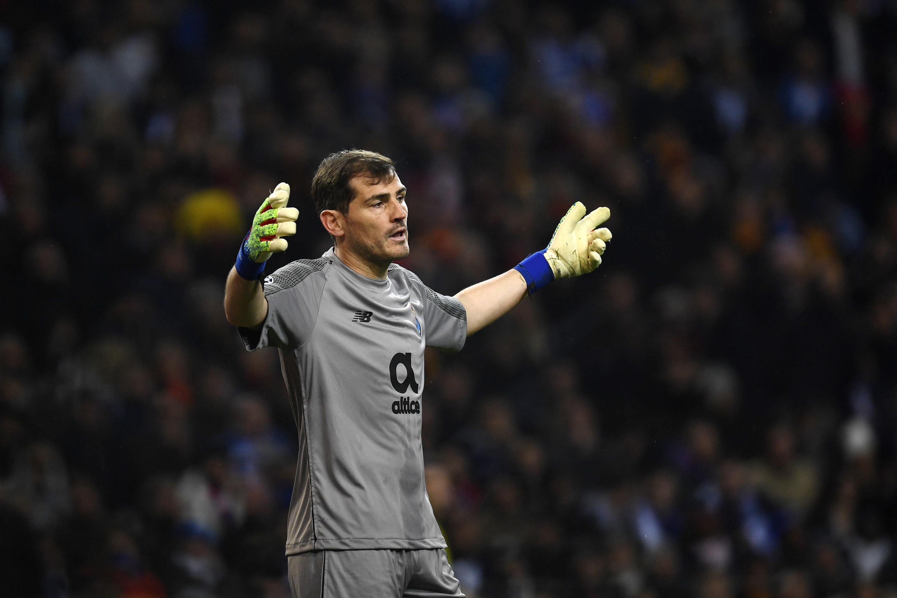 IKER CASILLAS - il portiere spagnolo ha collezionato 167 presenze in nazionale