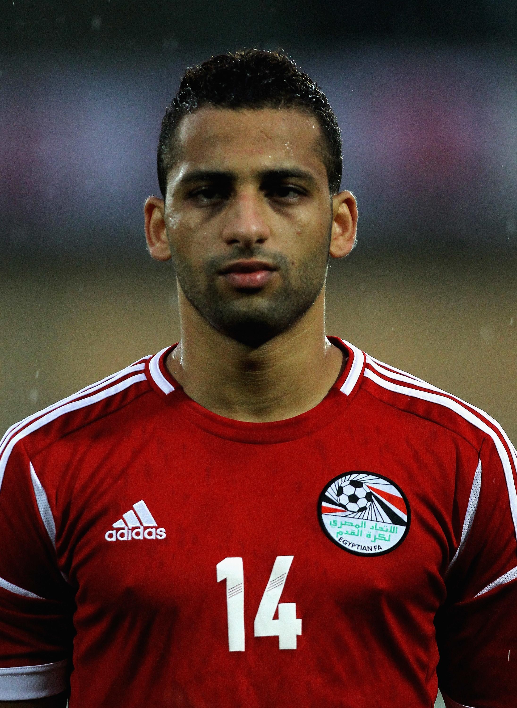 HOSSAM HASSAN - 169 presenza con la maglia dell'Egitto