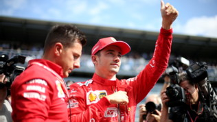 """Ferrari, Leclerc si sveglia in edicola: """"Non è stato un sogno"""""""