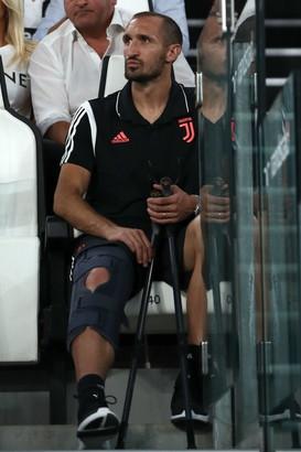 20. Giorgio Chiellini (Juventus – 4 mln)