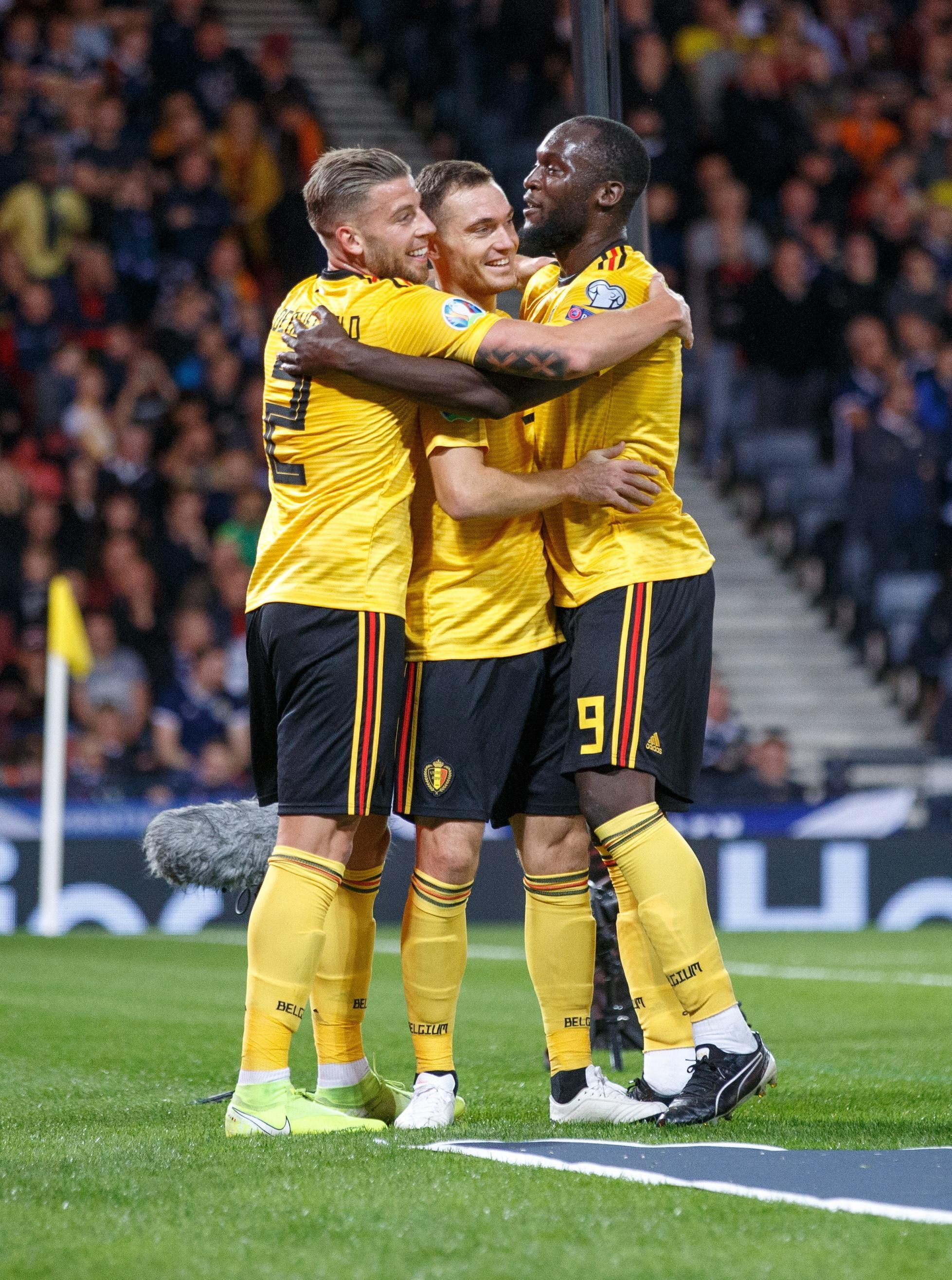 Romelu Lukaku continua a segnare. Dopo i gol in campionato con la maglia dell'Inter, due nelle prime due partite, l'attaccante belga è ...