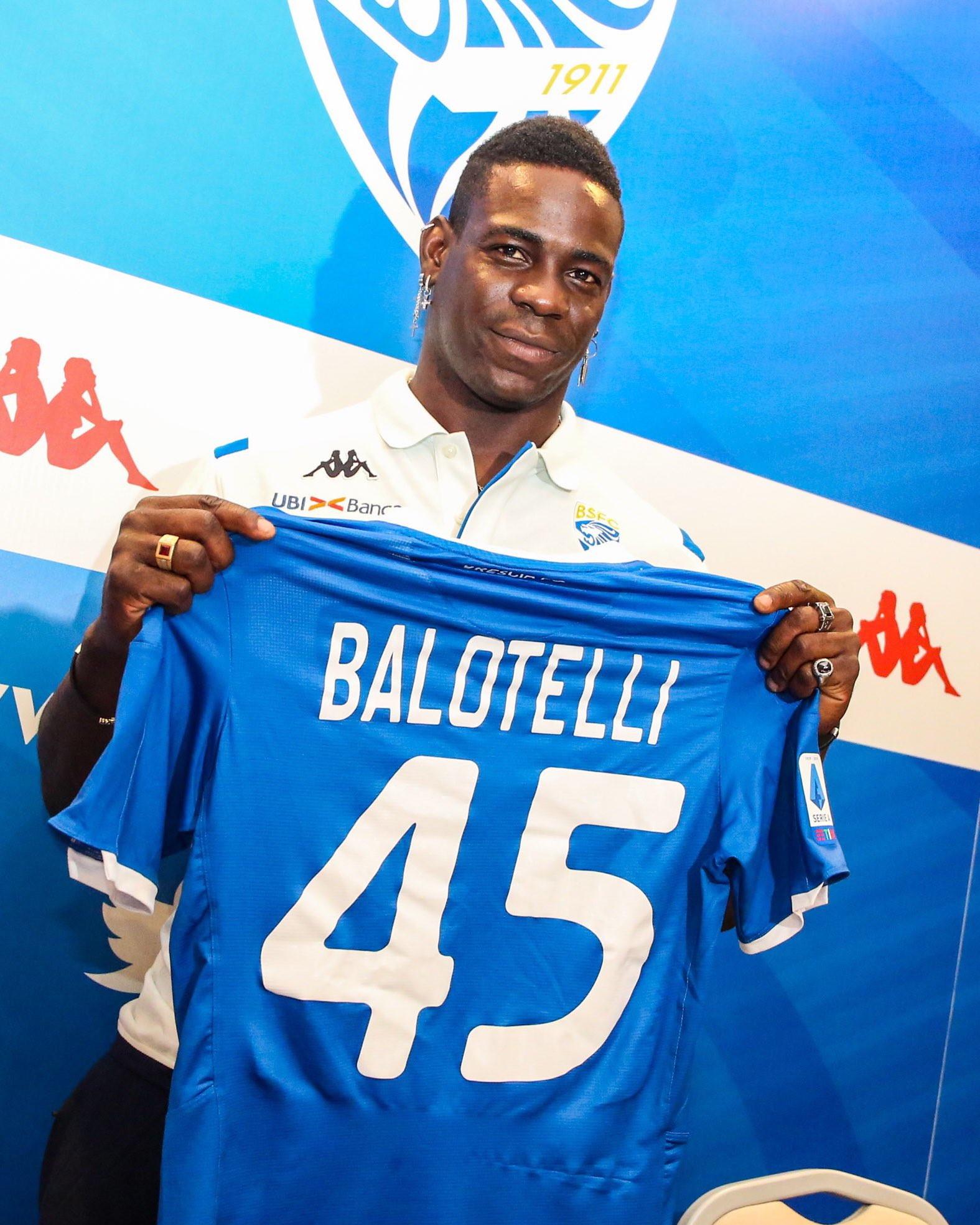 19) Brescia: 28 milioni di euro (Balotelli il più pagato: 1,5 milioni)