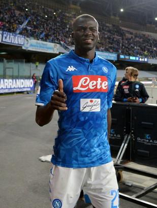 5) Napoli: 103 milioni di euro (Koulibaly il più pagato: 6 milioni)