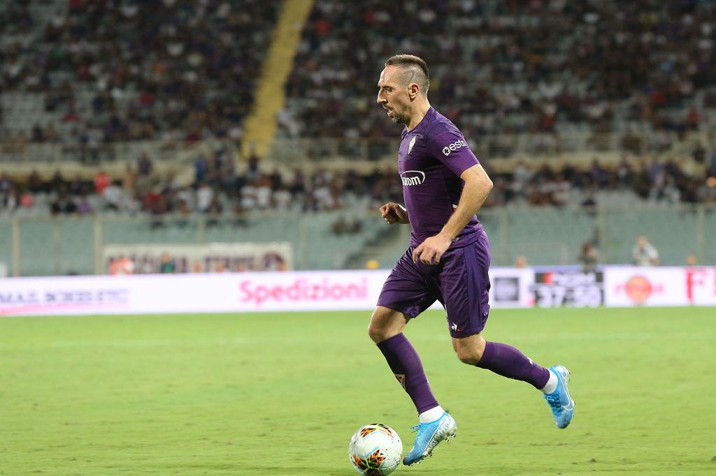 8) Fiorentina: 50 milioni di euro (Ribery il più pagato: 4)