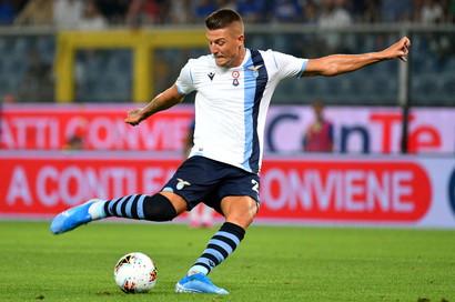 6) Lazio: 72 milioni di euro (Milinkovic-Savic il più pagato: 2,5 milioni)