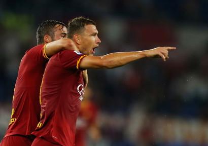 3) Roma: 125 milioni di euro (Dzeko il più pagato: 5 milioni)