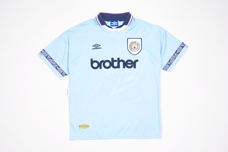 Manchester City - 1993