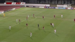 Macedonia: assist di Elmas, segna Pandev
