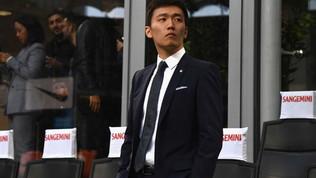 Il presidente dell'InterSteven Zhang eletto nel board dell'Eca