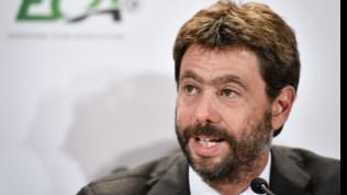"""Eca, Andrea Agnelli confermato presidente fino al 2023: """"E' un onore"""""""