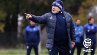 Maradona, primo allenamento con il Gimnasia