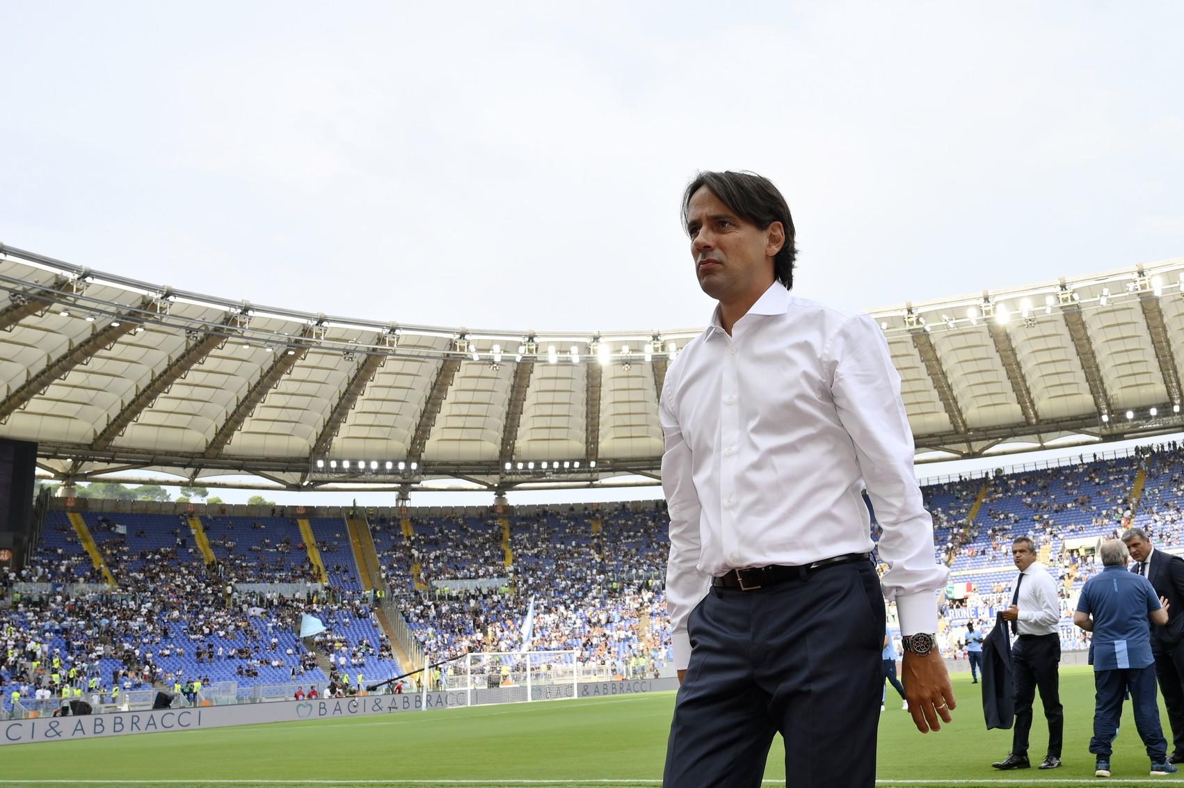 8) Lazio - Simone Inzaghi: 2 milioni (contratto fino al 2021)