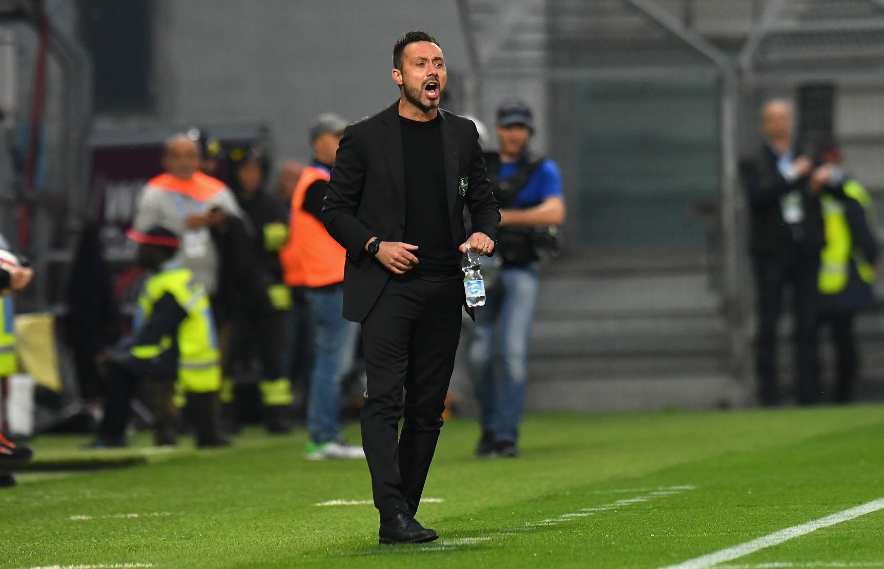 13) Sassuolo - Roberto De Zerbi: 1 milione (contratto fino al 2020)