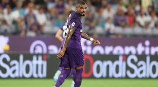 """Fiorentina, Boateng: """"Se battiamo la Juve,mangiamo gratis per una settimana"""""""