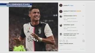 Juventus, tutti pazzi per Cristiano Ronaldo