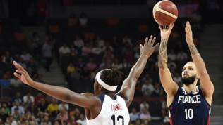 Mondiali basket, un'altra sorpresa: USA eliminati dalla Francia