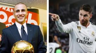 """Real, Sergio Ramos: """"SeCannavaroha vinto il Pallone d'Oro, perché non potrei io?"""""""