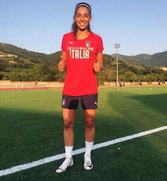 Eleonora Goldoni è stato il primo colpo estivo dell'Inter femminile: già nel giro della nazionale, l'attaccante è stata a...