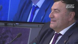 """Fiorentina, Barone: """"Giro di campo con Agnelli neanche per 2 miliardi"""""""