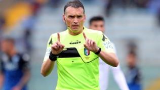 Serie A, gli arbitri della terza giornata: Fiorentina-Juve a Irrati