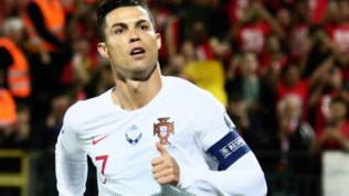 Serie A, gol a raffica in tutto il mondo da Ronaldo a Lautaro