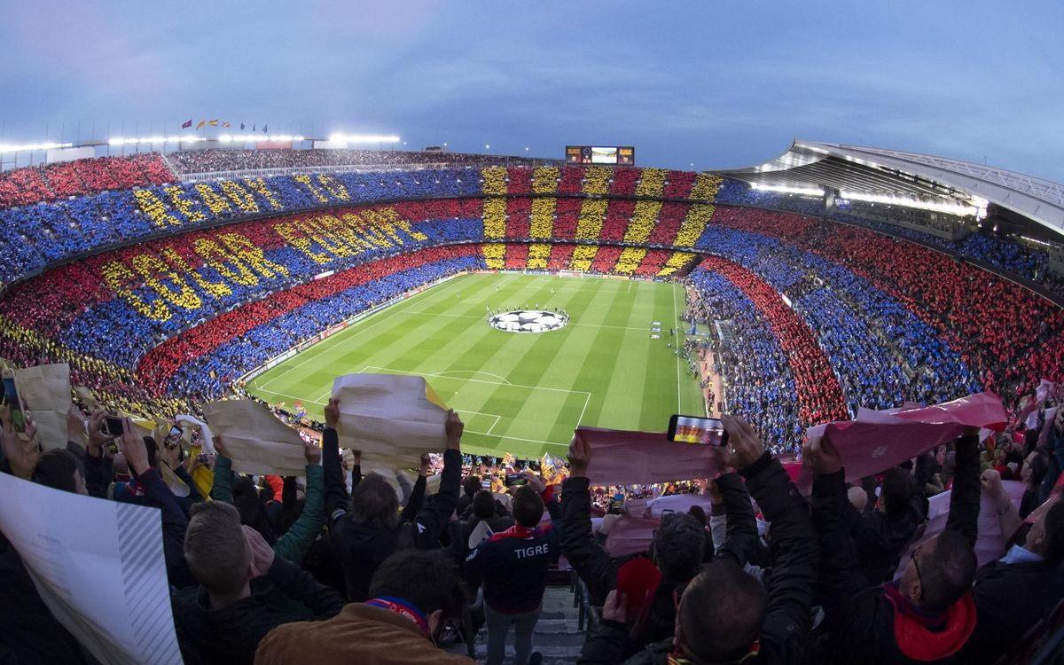 2. Camp Nou (Barcelona), 63 pikë