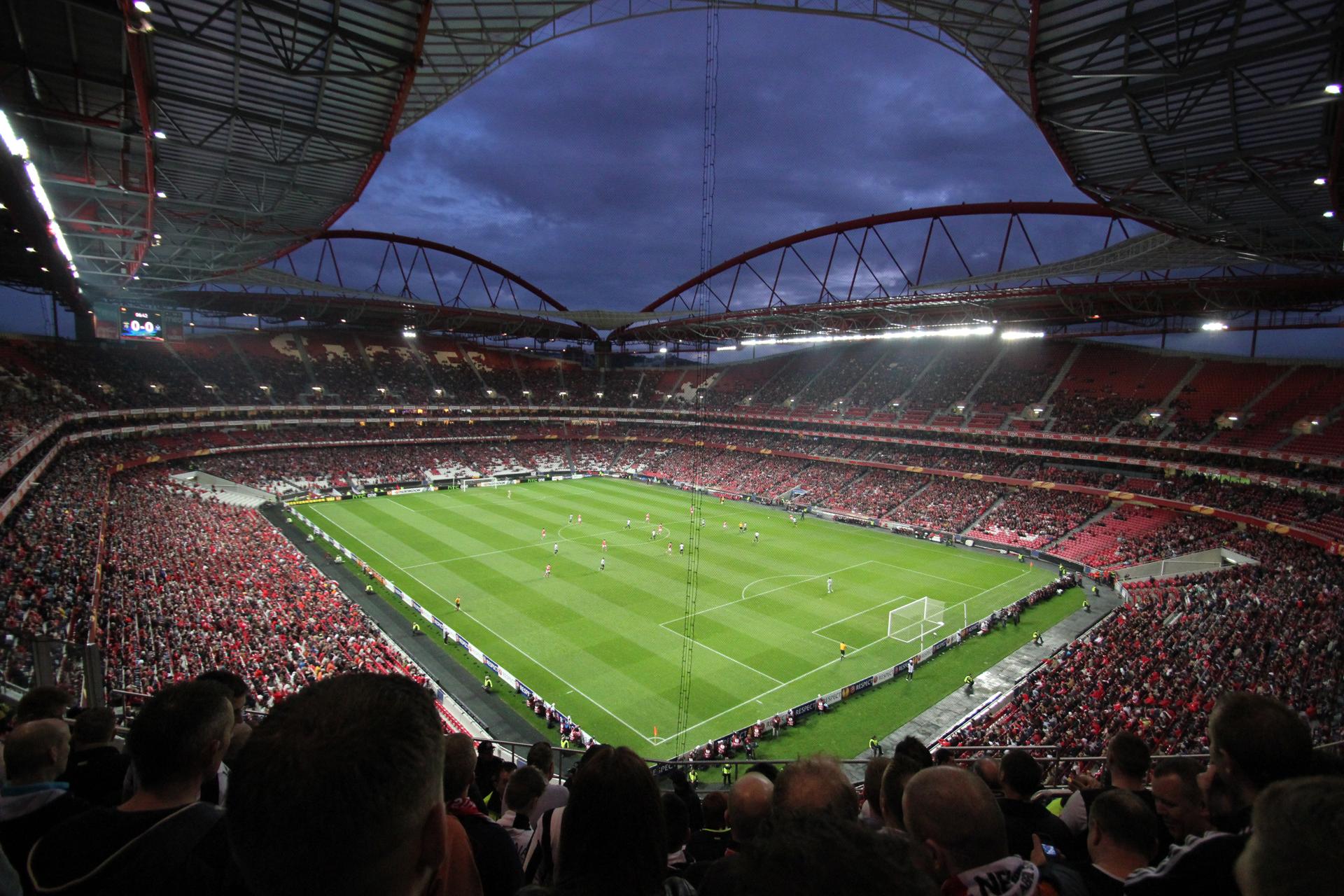 4. Estadio Da Luz (Benfica), 53 pikë