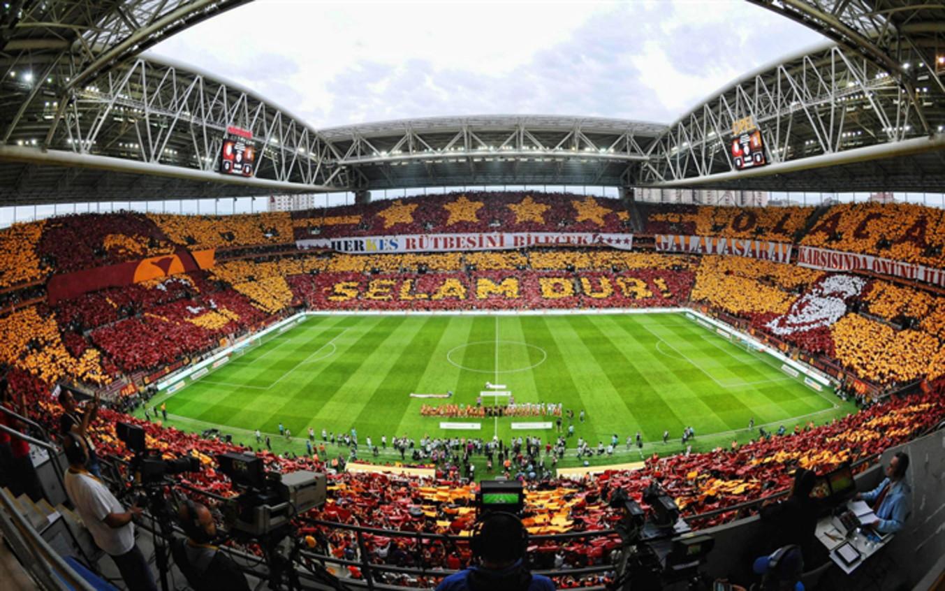 9. Turk Telecom Arena (Galatasaray), 43 pikë