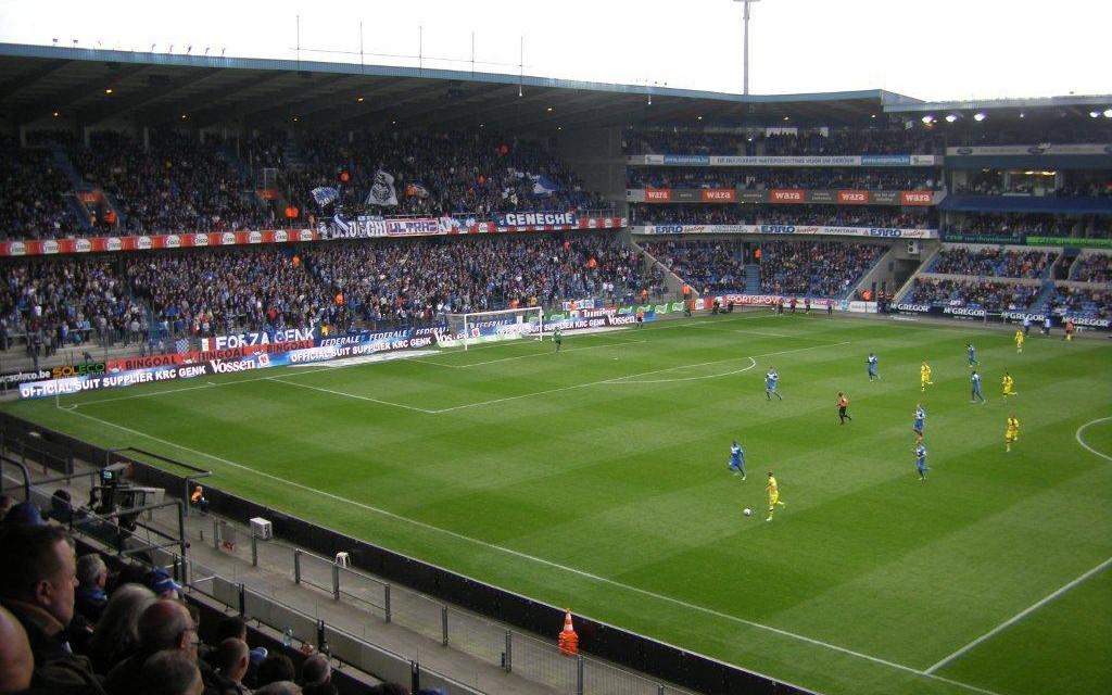 10. Luminus Arena (KRK Genk), 42 pikë