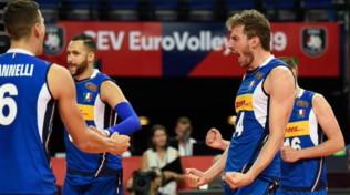 Volley, Europei maschili 2019: monumentale Zaytsev, l'Italia esordisce schiantando il Portogallo