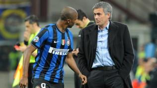 """Eto'o e l'amore-odio con Mourinho: """"A Londra gli diedi del burattino"""""""