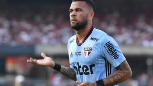 """Dani Alves: """"Ho detto no alla Juve"""""""