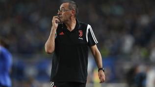 """Sarri alla Juve e la madre disse: """"Non ti parlo più"""""""