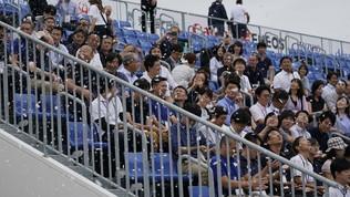 Olimpiadi: a Tokyo 2020 arriva la... neve