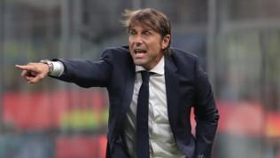 """Inter: Conte: """"Udinese gara della vita, pensiamo partita dopo partita"""""""