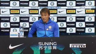 """Inter, Conte: """"Sanchez va riportato ai suoi livelli""""."""