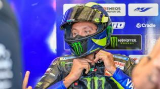 """MotoGP San Marino, Rossi: """"Giornata positiva"""""""