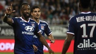Ligue 1 - La doppietta di Dembelenon basta, Lione beffato: 2-2 con l'Amiens