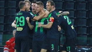 Serie B, Barison regala i 3 punti al Pordenone: 1-0 con lo Spezia