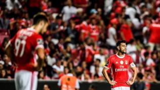 """Benfica, braccialetto elettronico per controllare i giocatori: """"C'è il coprifuoco"""""""